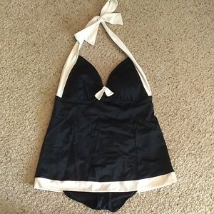 EUC One Piece Dress Swimsuit